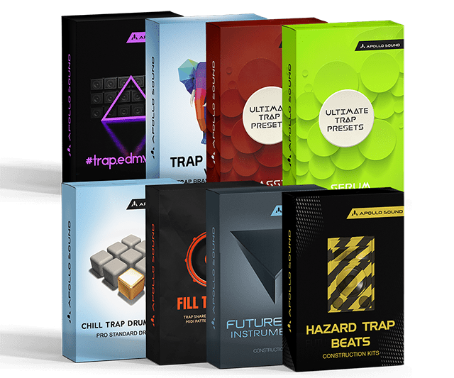 Trap x EDM Trap Bundle