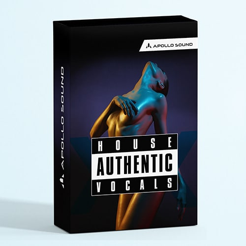 Authentic House Vocals