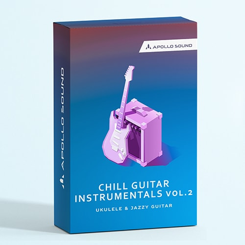 Chill Guitar Instrumentals Vol.2