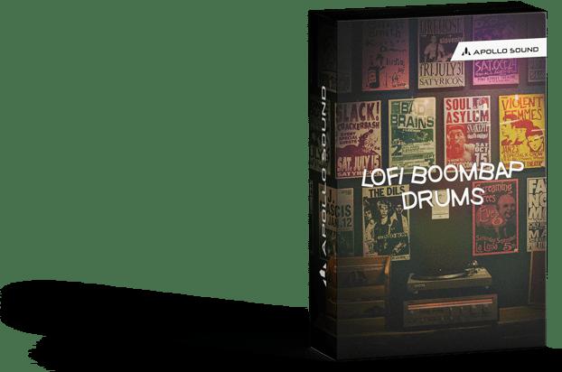 LoFi Boombap Drums ☆ Free LoFi Drums & Old School Hip Hop