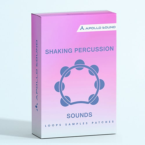 Shaking Percussion Sounds